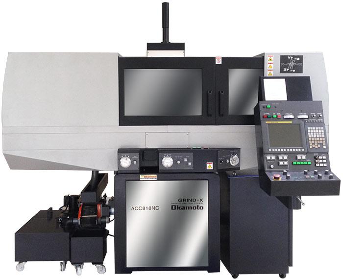Okamoto - ACC 818 NC - Cea mai bună mașină CNC de rectificat profil