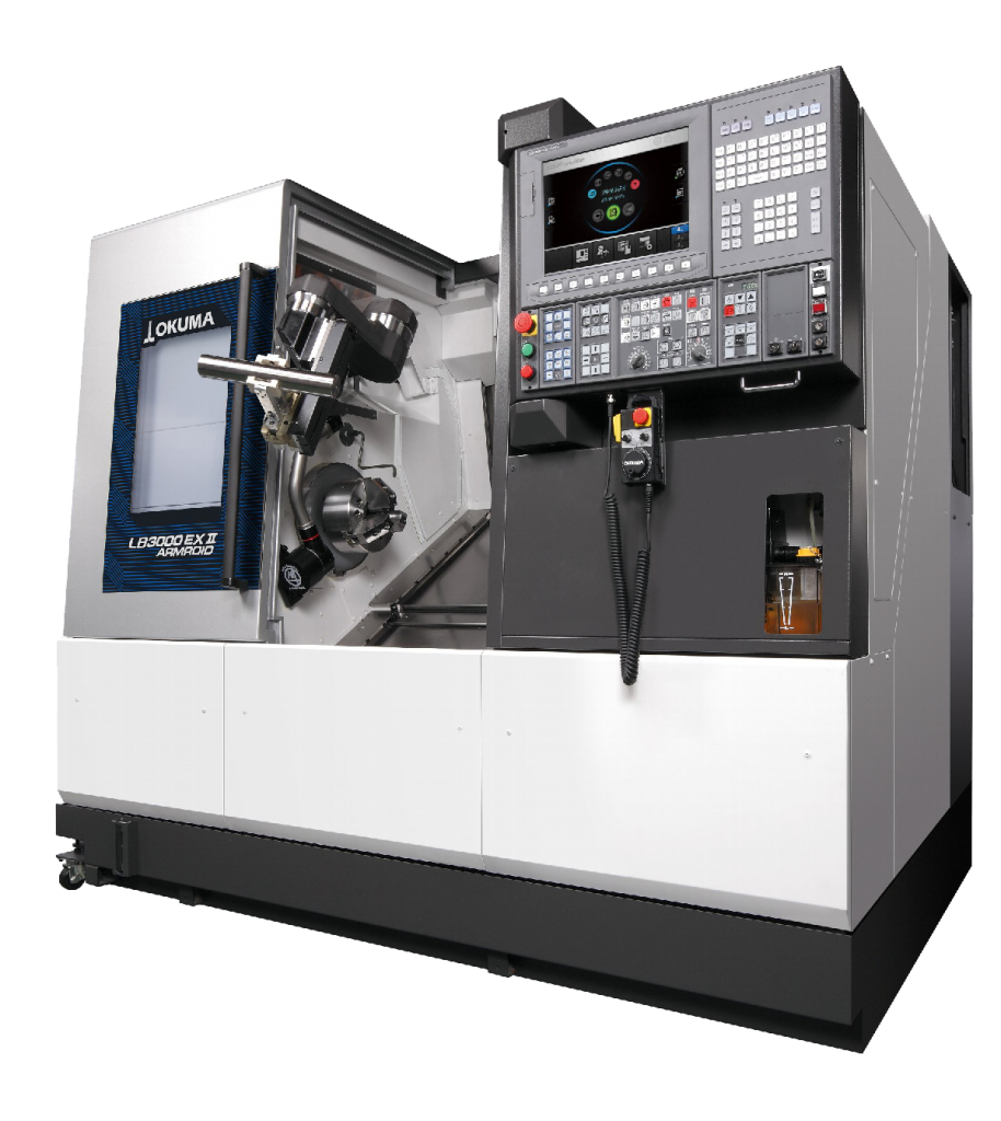 Automatizări CNC Okuma - ARMROID