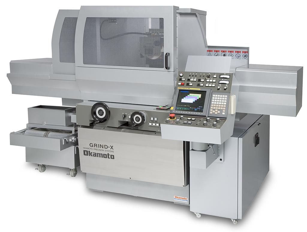 Okamoto - UPZ NC II - Mașină CNC de rectificat plan și profil