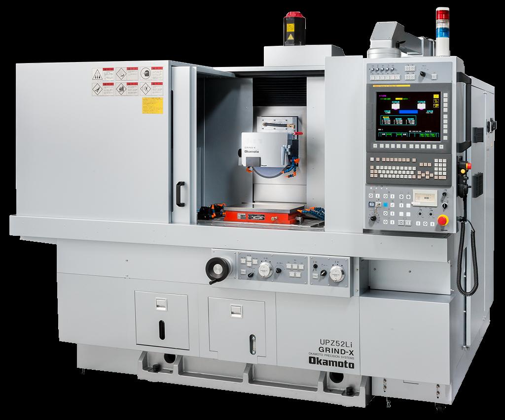 Okamoto - UPZ 52Li - Mașină CNC de rectificat plan și profil ultra precisă