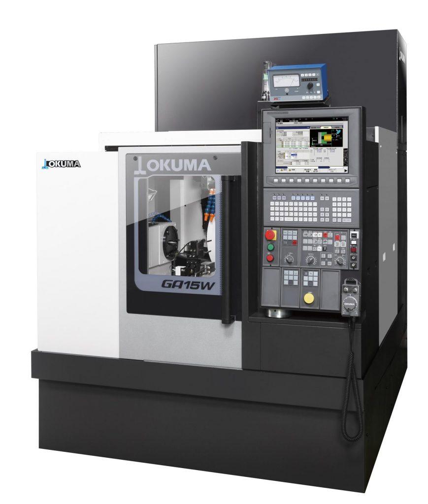 Mașină CNC rectificare cilindrică - Okuma GP/GA15W