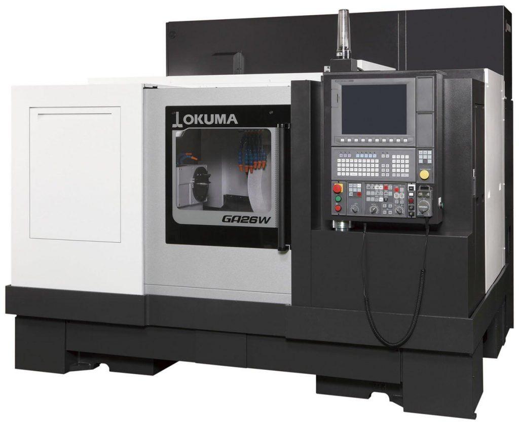 Mașini de rectificat CNC