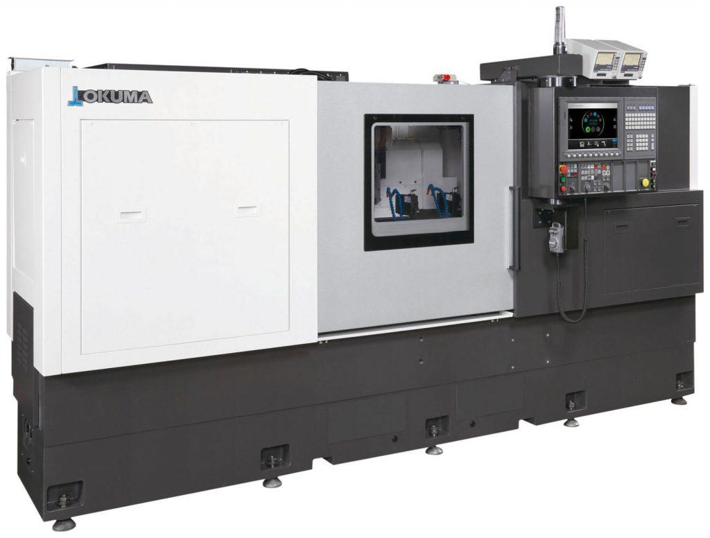 Mașină de rectificat CNC - Okuma seria GP/GA-FII