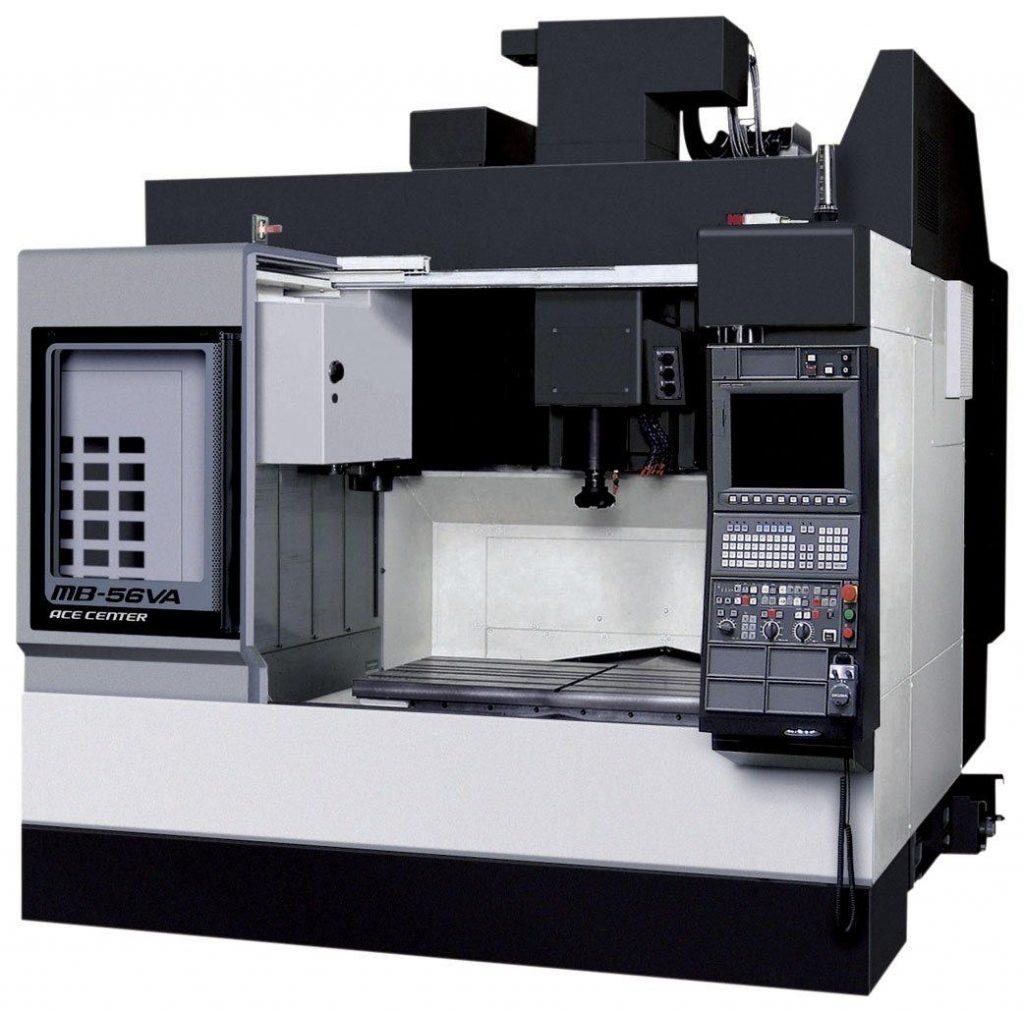centre de prelucrare CNC verticale - Seria MB-V