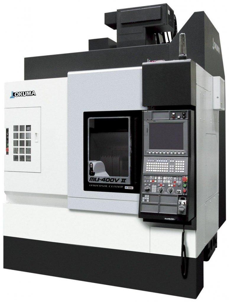 Okuma MU-400V II