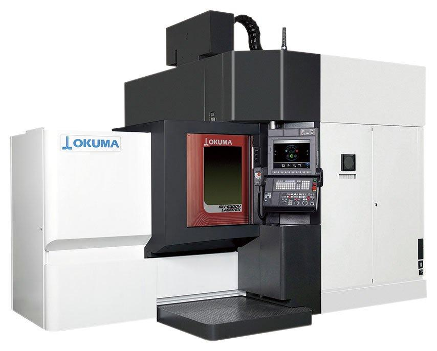 MU-6300 V Laser EX centre multifuncționale