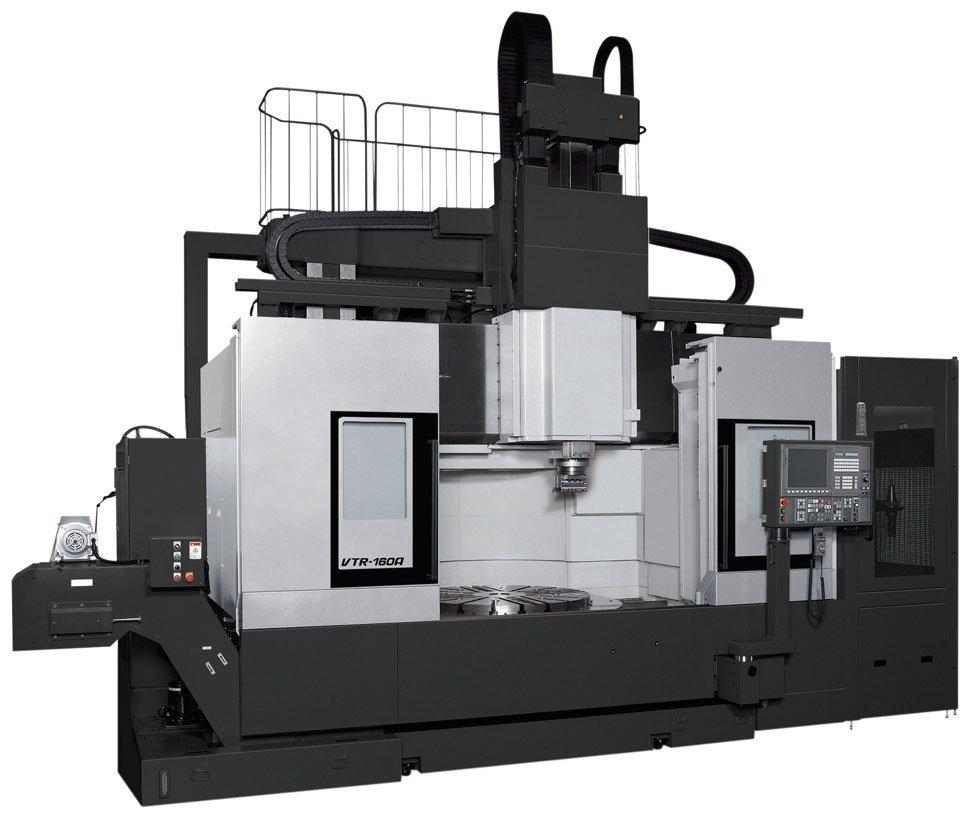 strung CNC vertical Okuma - Seria VTR-A