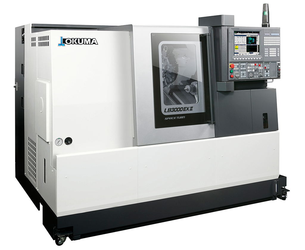 Strung CNC cu frezare pe axa Y Okuma LB3000 EXII