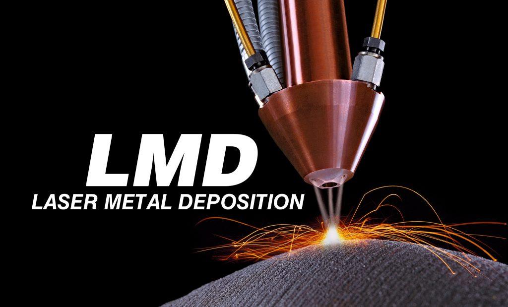 Tehnologia aditivă LMD
