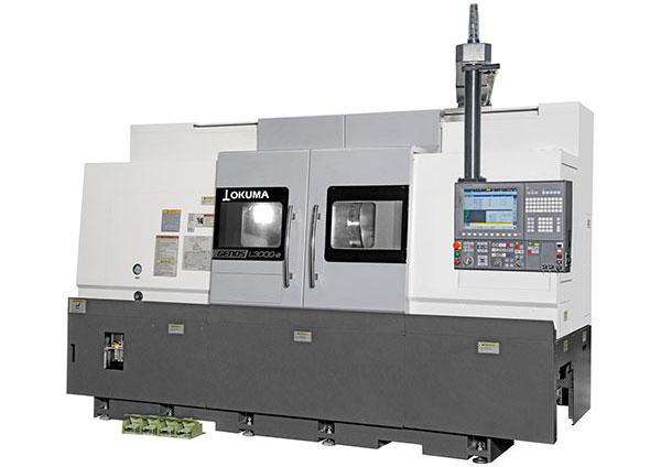 GENOS L3000-e(MYx1000) cu frezare pe axa Y (opțional)