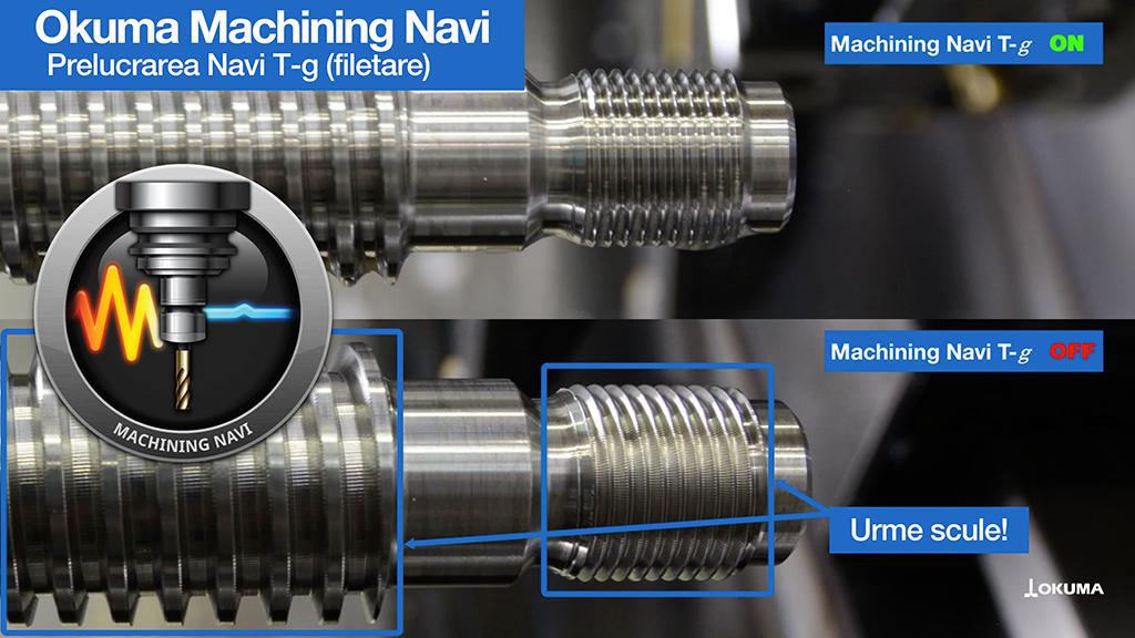 prelucrări prin aşchiere CNC - Machining Navi