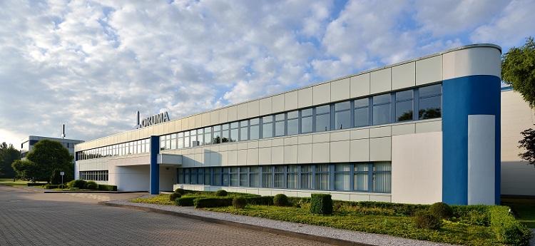 Okuma Europe Gmbh - sediul central din Krefeld