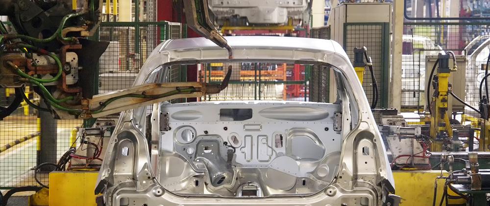 Industrii roboti colaborativi Hanwha - Automobile
