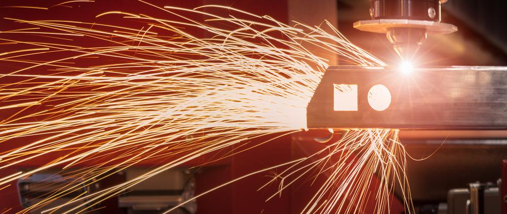 Industrii roboti colaborativi Hanwha -  Prelucrare metale